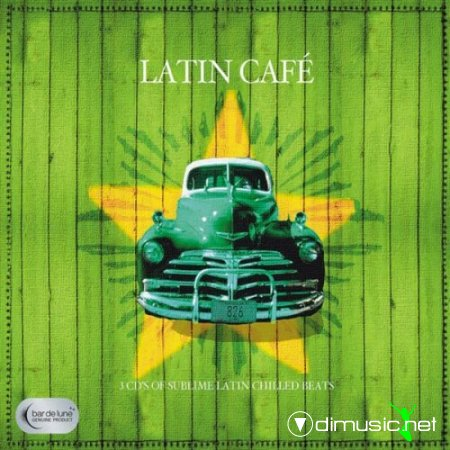 VA - Bar de Lune Platinum Latin Cafe (2013)