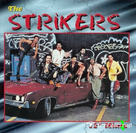 The Strikers - Best 12' mixes (1991) CD