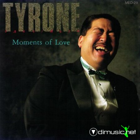 Tyrone Hashimoto - Moments Of Love (Vinyl, LP) (1988)