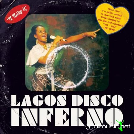 V.A. - Lagos disco inferno (2010) lp