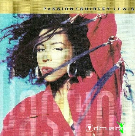 Shirley Lewis - Passion (1989) CD