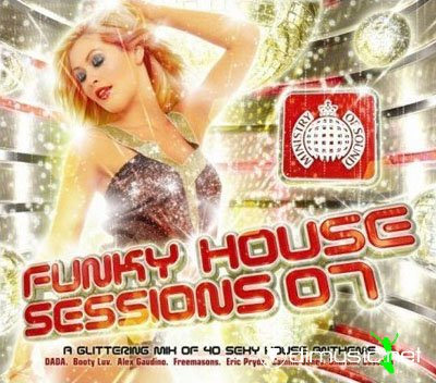 VA - Funky House Sessions 07 2CD (2007)