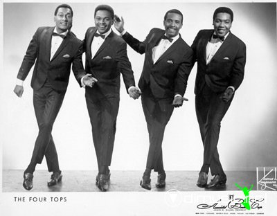 The Four Tops - Discography