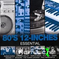80's 12 Inches Essential (2012)