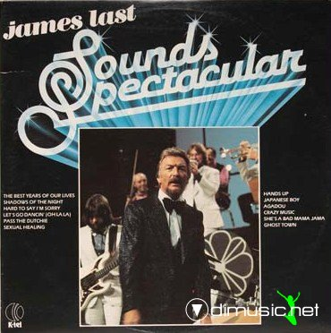 James Last - Sounds Spectacular (2LP) 1983