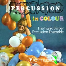 Frank Barber - Percussion In Colour (1968)