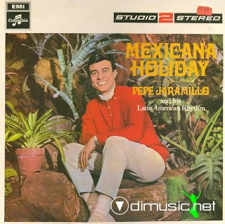 Pepe Jaramillo - Mexicana Holiday (1968)