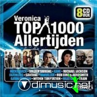 Veronica Album Top 1000 Allertijden The Long Versions (8CD) (2012)