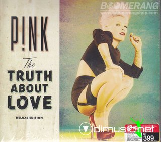 Pink - The Truth About Love (Full Deluxe)