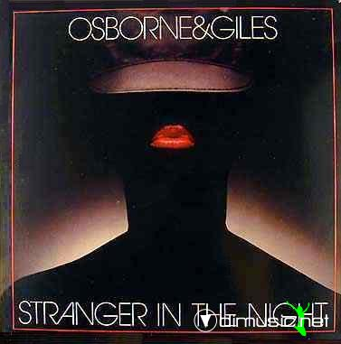 Osborne & Giles - Stranger In The Night (Vinyl, LP, Album) (1985)