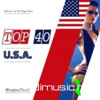 USA Hot Top 40 Singles Chart (16-March-2013)