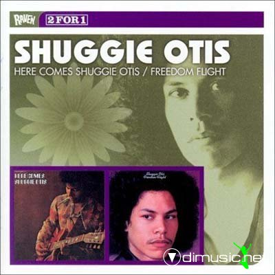 Shuggie Otis - Here Comes Shuggie Otis [1970] / Freedom Flight [1971]