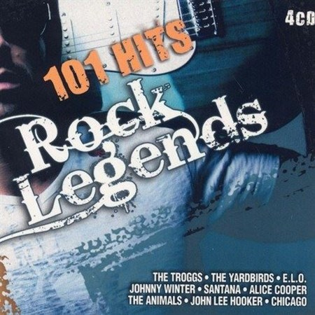 101 Hits Rock Legends (2012)