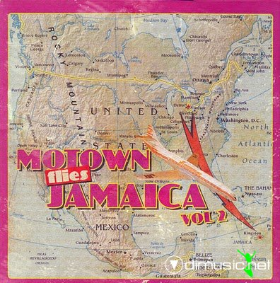 Motown Flies Jamaica Vol.2