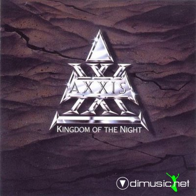 Axxis - Kingdom Of The Night (1989)