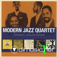 The Modern Jazz Quartet - Original Album Series (5CD Boxset) (2012)
