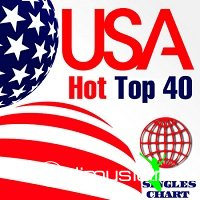 USA Hot Top 40 Singles Chart (23-March-2013) [Bubanee]
