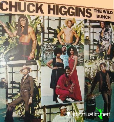 Chuck Higgins & The Wild Bunch - The walk (1979) lp
