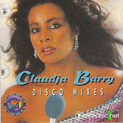 Claudja Barry - Disco Mixes (1995)