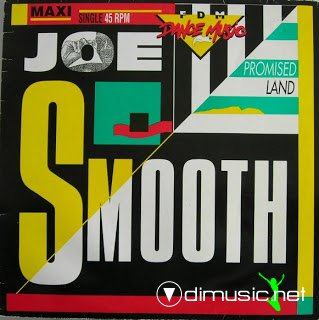 Joe Smooth - Promised Land 1989 CD Maxi