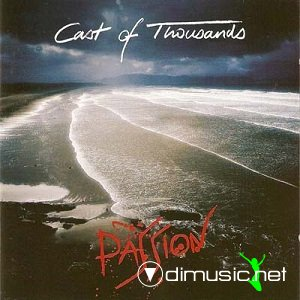 Cover Album of Cast of Thousands - Passion (1985)