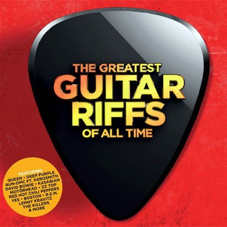 The Greatest Guitar Riffs of All Time (2012)
