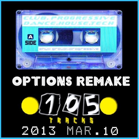Options Remake 100 Tracks 2013 MAR.10
