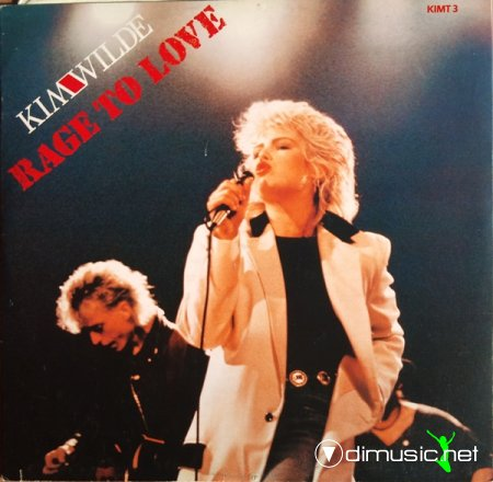 Kim Wilde - Rage To Love (Extended Version)