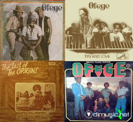 Ofege - discography