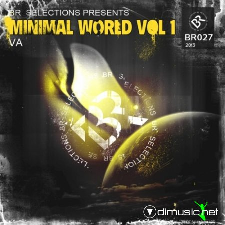 VA - Minimal World Vol 1 (2013)