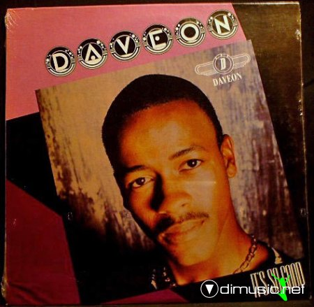 Daveon - It's So Good (Vinyl, LP, Album)