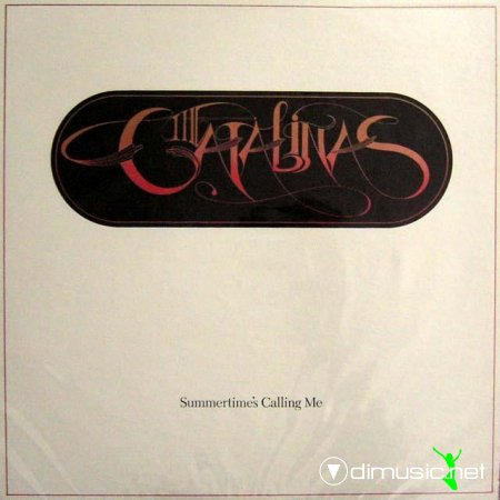 The Catalinas - Summertime's calling me (1980) lp