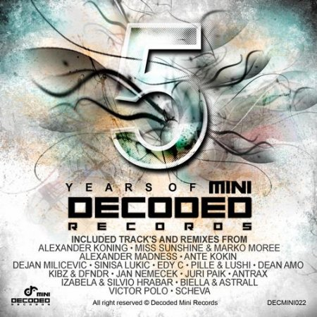 5 Years Of Decoded Mini Records (2013)