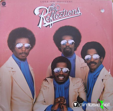 Reflections - Love on delivery (1975) lp