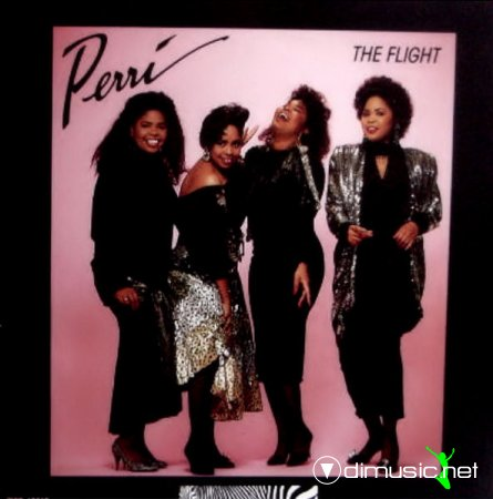 Perri - The flight (1988) CD