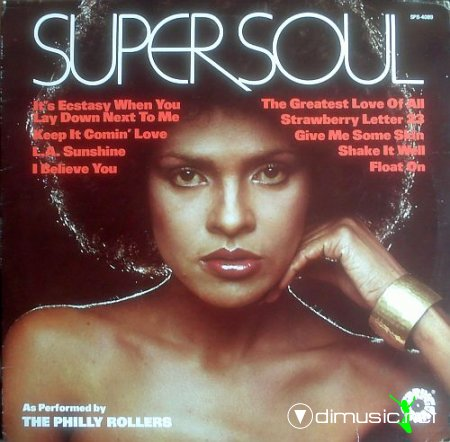 V.A. - The Philly Rollers - Super soul (1977) lp