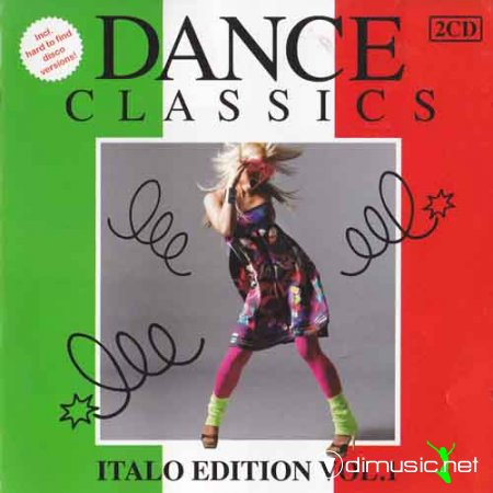 Various - Dance Classics - Italo Edition Vol. 1