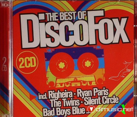 Various Artists - The Best Of Disco Fox (Vol. 1-2)