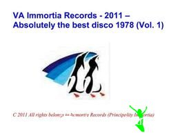 VA Imortalia Records - Absolutely the best disco 1979 Vol.1-10 (2011) (Bootleg)