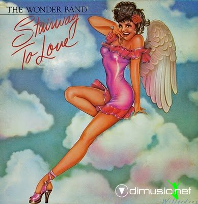 Wonder Band - Stairway To Love 1979