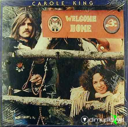 Carole King - Welcome Home (Vinyl, LP, Album)