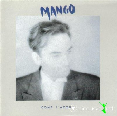 Mango - Come L'Acqua (Vinyl, LP, Album) 1992