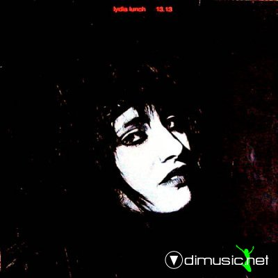 Lydia Lunch - 13.13 (Vinyl, LP, Album) 1982