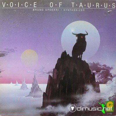 Bruno Spoerri - Voice Of Taurus (1978)
