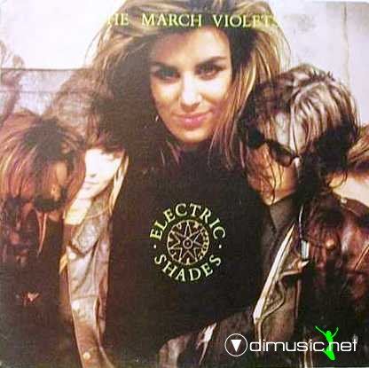 The March Violets - Electric Shades (Vinyl, LP) (1985)