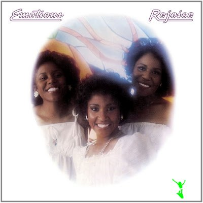Emotions - Rejoice 1977 CD edition 2012