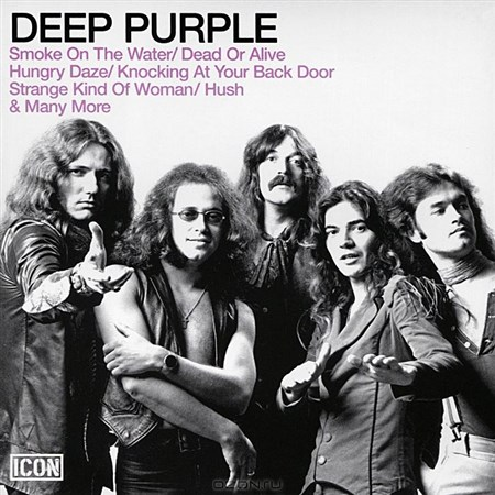Deep Purple - Icon: Deep Purple (2013) (FLAC)