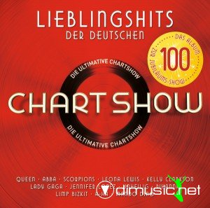 Various Artists  - Die ultimative Chartshow - Lieblingshits der Deutschen(Album) [2011]