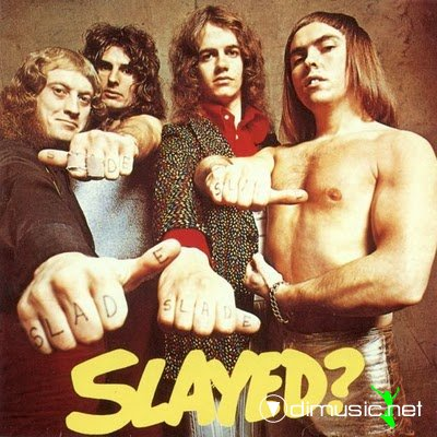 Slade - Slayed? (Vinyl, LP, Album) (1972)