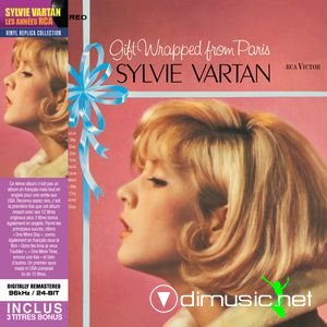 Sylvie Vartan - A Gift Wrapped From Paris (1965) (RARE)